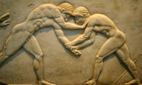 la lucha como deporte: