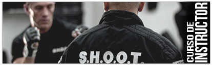 Curso Instructor SHOOT - Entrenador de Autodefensa
