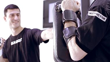 Curso Shoot - Con entrenador personal de autodefensa