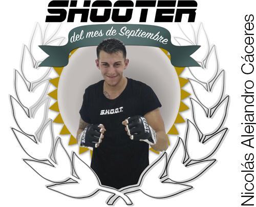 Shooter del mes de Septiembre