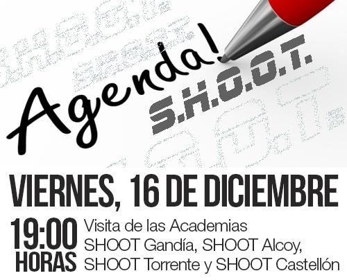 AGENDA SHOOT