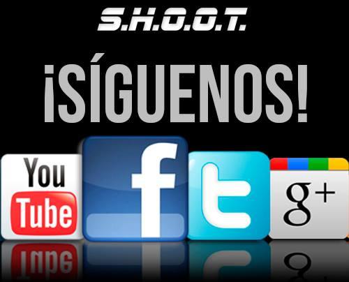 Redes Sociales SHOOT