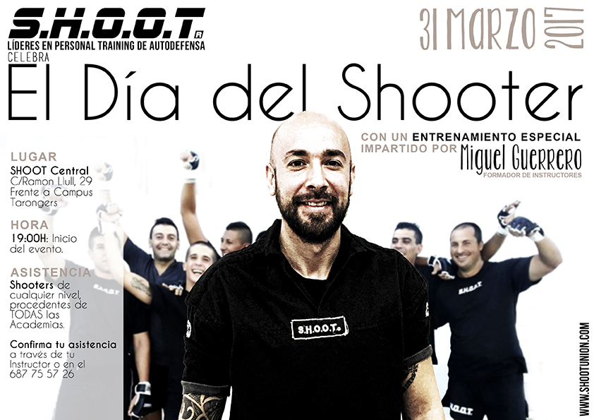 Día del Shooter 2017- 31 de marzo