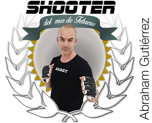 Shooter del mes - febrero
