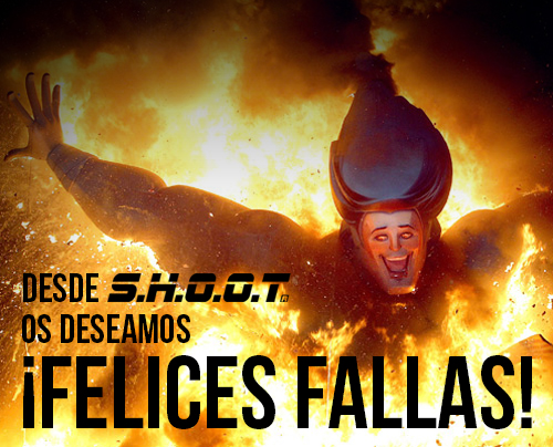 Felices Fallas 2017