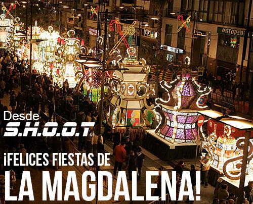 Festes de la Magdalena - Castelló 2017