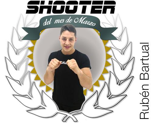 Shooter del mes de marzo