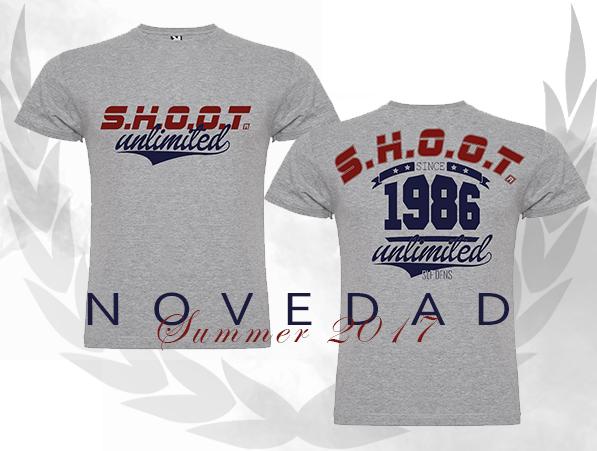 Camisetas SHOOT