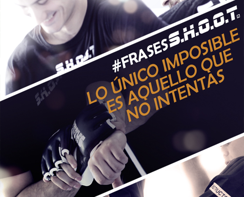 Frases SHOOT - No hay imposible